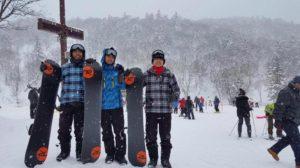 Snowboard Musim Dingin