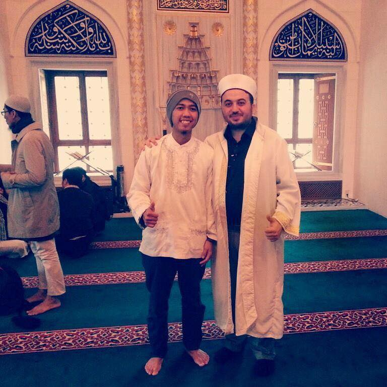 Masjid Islam di Jepang Turki