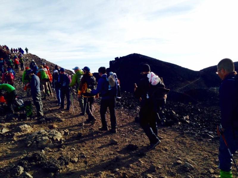 Pendakian Gunung Fuji Seru