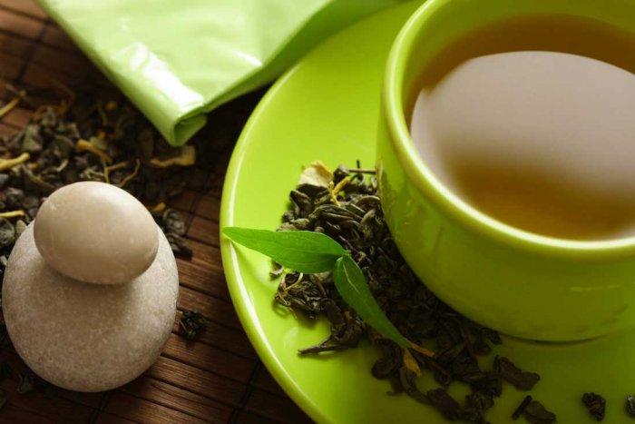 Manfaat teh Hijau di Pagi Hari