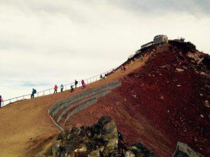 Track di Gunung Fuji