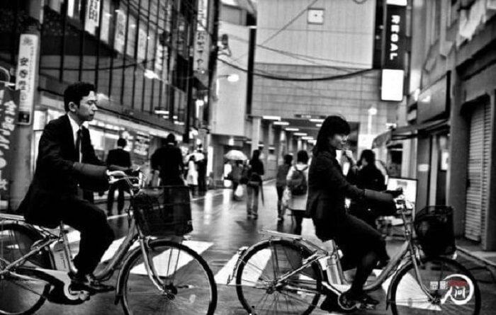 Negara Jepang Sepeda