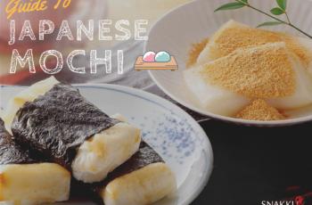 Cara membuat mochi