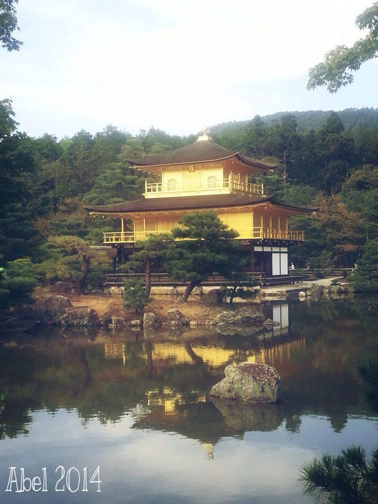 Tempat wisata di kyoto kuil emas