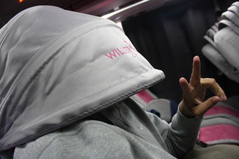 Liburan Bus Malam di Jepang