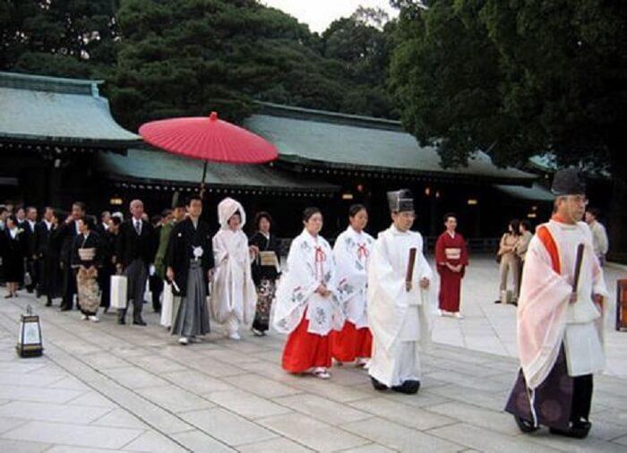 Negara Jepang Nikah