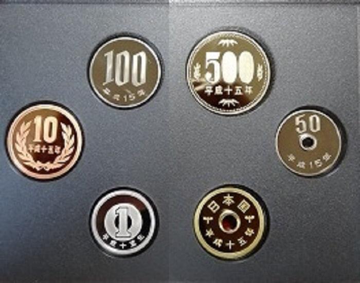 Negara Jepang Uang Koin