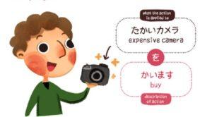 Contoh Huruf Katakana Seion