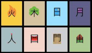 Huruf Katakana dan Kanji