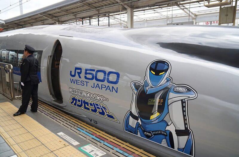 Kereta Tercepat di Dunia Asal Jepang