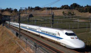 Kereta Tercepat di Dunia Shinkansen