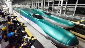 Kereta Tercepat di Dunia Terbaru