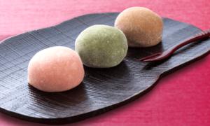 Makanan Jepang Mochi