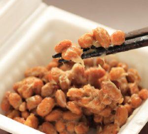 Makanan Jepang Natto
