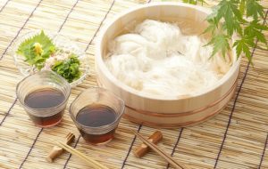 Makanan Jepang Soumen