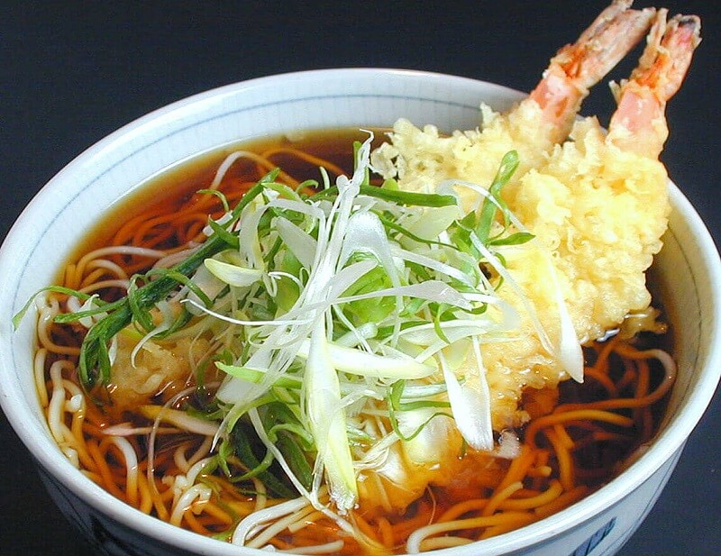 Makanan Jepang Soba