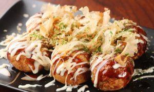 Makanan Jepang Takoyaki