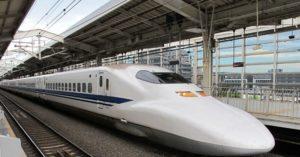 Nozomi Kereta Tercepat di Dunia