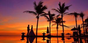 Objek Wisata Pulau Bali Sunset