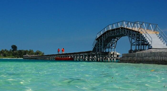 Pulau Seribu Tidung