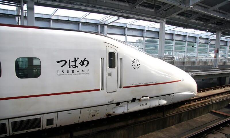 Tsubase Kereta Tercepat di Dunia