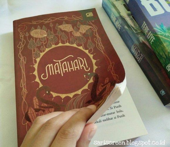 Unsur Instrinsik Novel Tere Liye Matahari