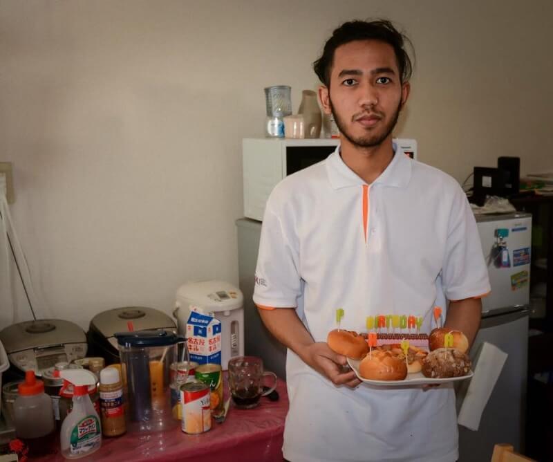 Hanamaza Pan Roti Halal