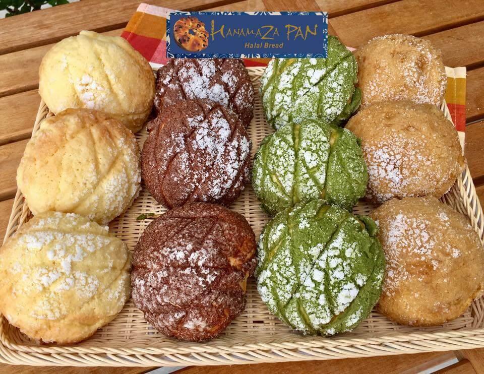 Hanamaza Pan Roti