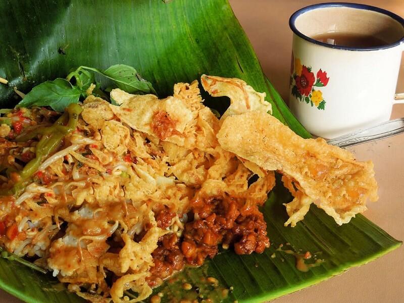 Makanan Khas Blitar Nasi