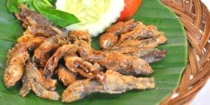 Makanan Khas Blitar Uyeng