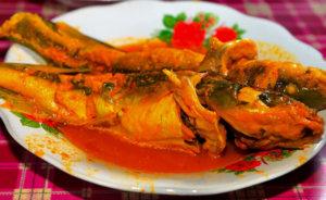 Makanan Khas Kepulauan Riau Asam Pedas