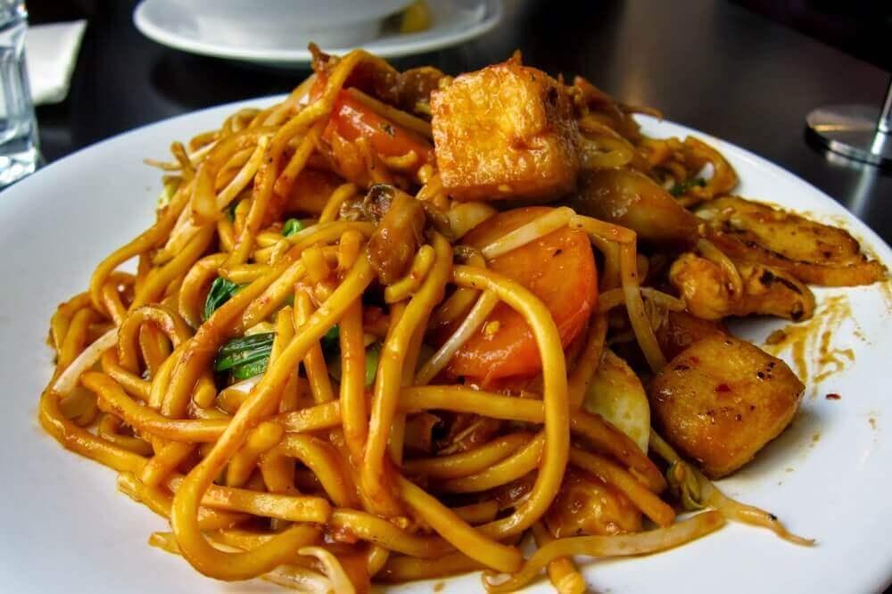 Makanan Khas Kepulauan Riau Mie