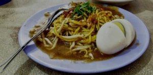 Makanan Khas Kepulauan Riau Mie Lendir