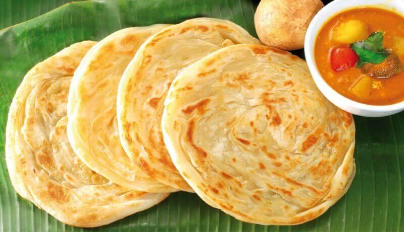 Makanan Khas Pekanbaru Roti Canai