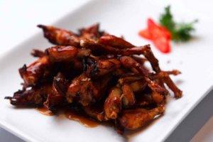 Makanan Khas Purwodadi Swike Kodok
