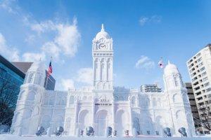 Musim Salju di Jepang Festival Sapporo