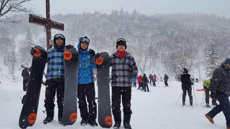 Musim Salju di Jepang
