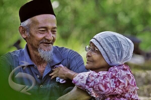Bapak dan Ibu Bahagia