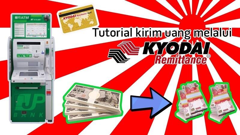 Cara Transfer Uang Dari Jepang Kyodai
