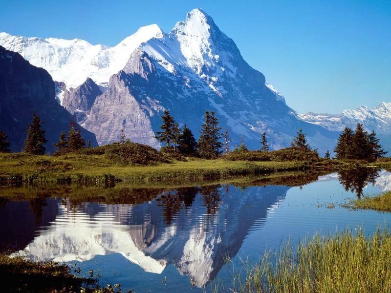 Gunung Tertinggi di Dunia 2