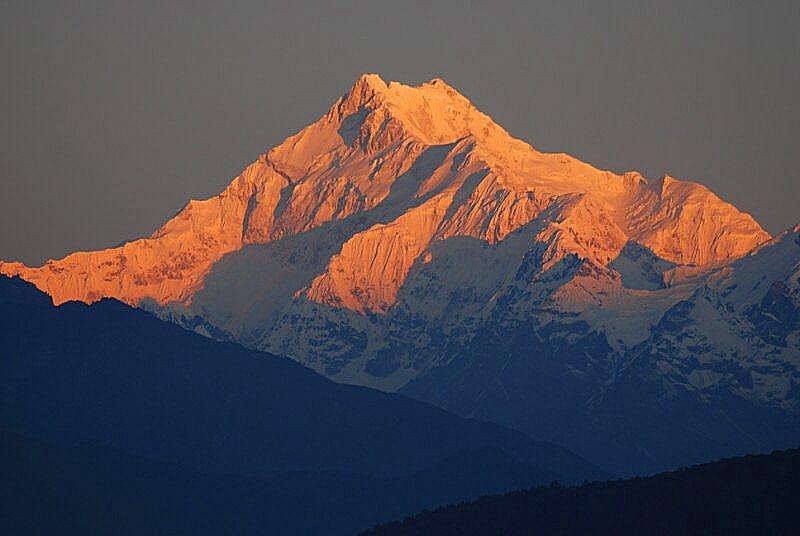 Gunung Tertinggi di Dunia Kanchenjunga