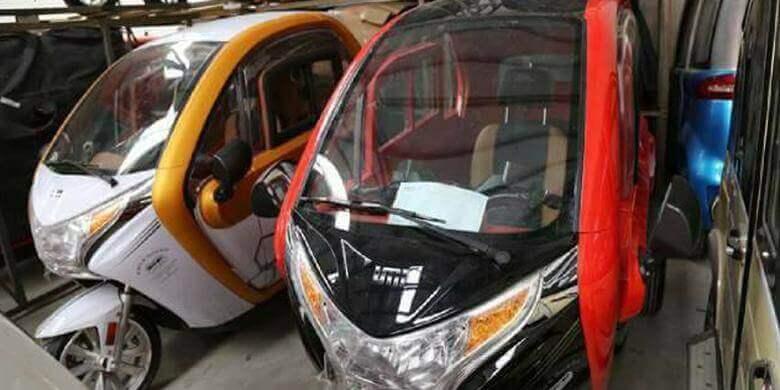 Motor Roda Tiga Indonesia
