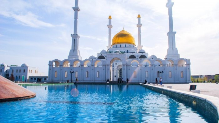 Arah Mata Angin Masjid