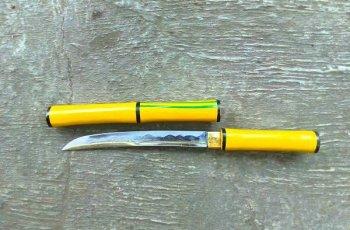 Jual Pedang Tanto Bambu 2