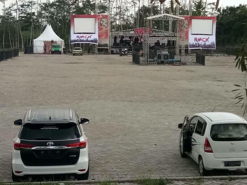 Sewa Panggung Rigging Semarang