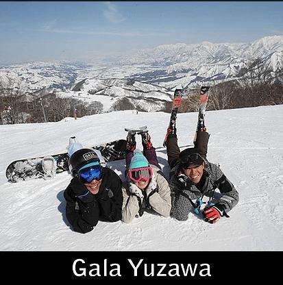 Paket Liburan ke Jepang Gala Yuzawa 2