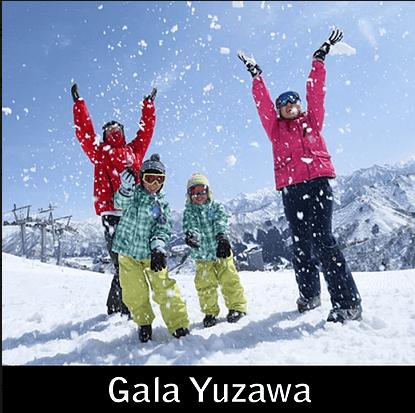 Paket Liburan ke Jepang Gala Yuzawa