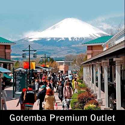 Paket Liburan ke Jepang Gotemba Outlet