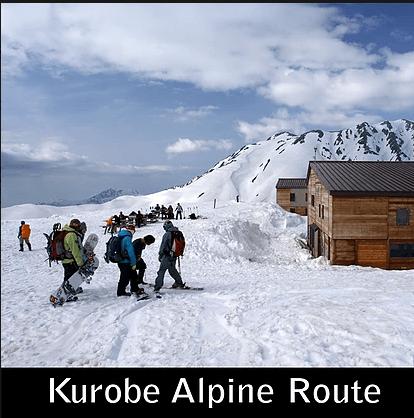 Paket Liburan ke Jepang Kurobe Alpine Route