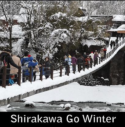 Paket Liburan ke Jepang Shirakawa Go WInter
